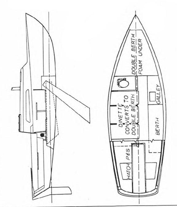 South Coast Sailboats - Original Documentation and Reference Information